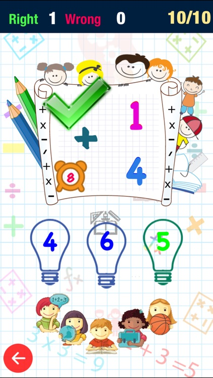 Math Fact Montessori : Addition, Subtraction, Multiplication, Division And Mix Operation