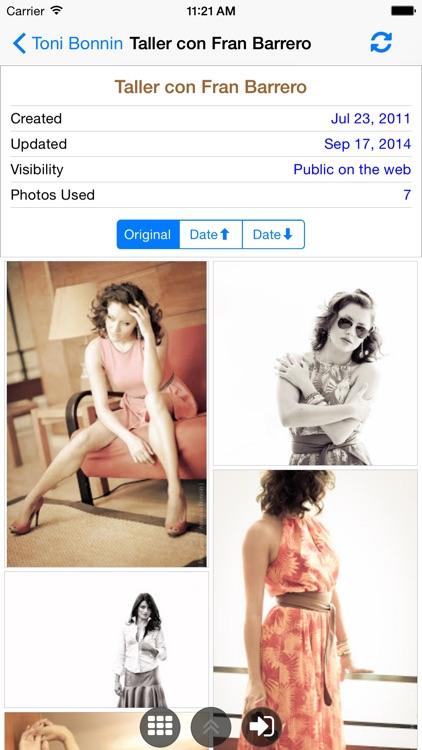 Explorer for Picasa Photo Albums Pro screenshot-3