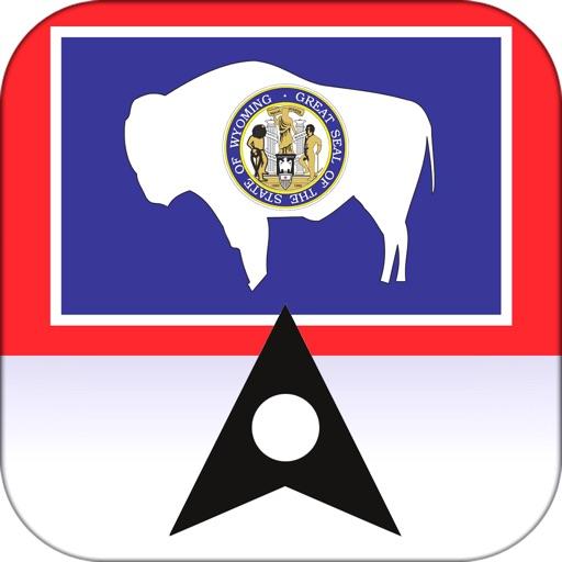 Wyoming Offline Maps & Offline Navigation