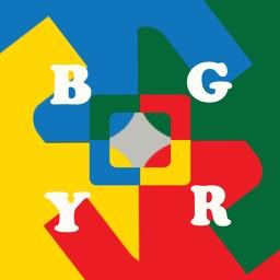 Tap Color - Simon Says RBGY