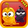 Jelly Monster Crush : - An addicting match 3 fun game of jellies for Christmas joy !