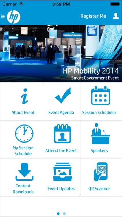 HP Software & Solutions - Middle East