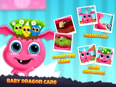 Скачать игру Closet Monsters - Create and Take Care of Your Baby Monster