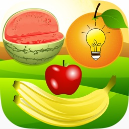 Fruits Memory Match : Brain Training Game For Kids