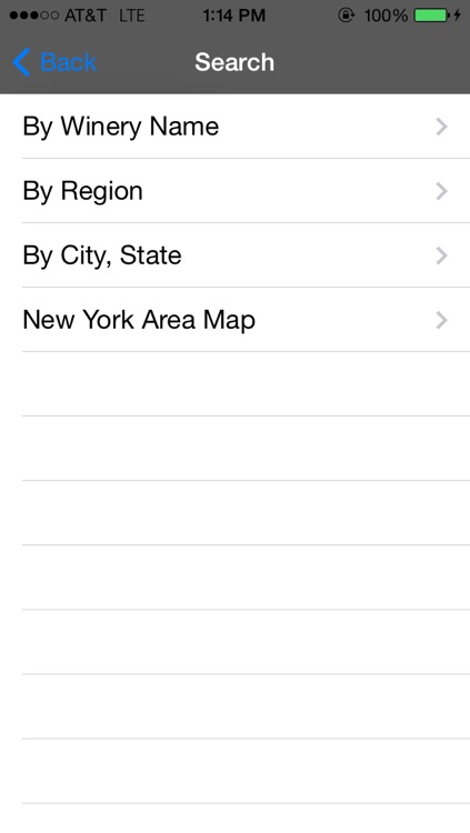 New York Winery Finder screenshot-1