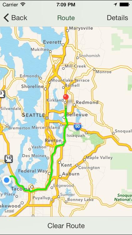 Washington State Parks-WA Parks screenshot-3