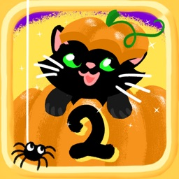 Halloween Kids Puzzles 2: Ghost, Zombie and Witch Games for Toddlers, Boys and Girls - Education Edition