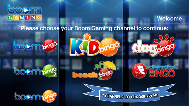 Boom Gaming on the App Store