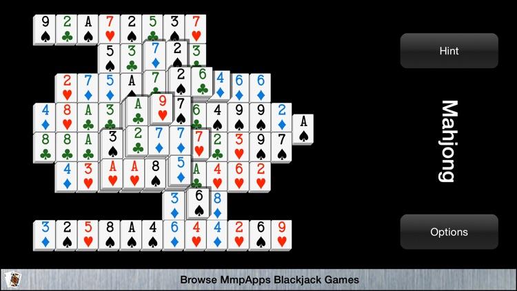 Mahjong Solitaire - Cards screenshot-3