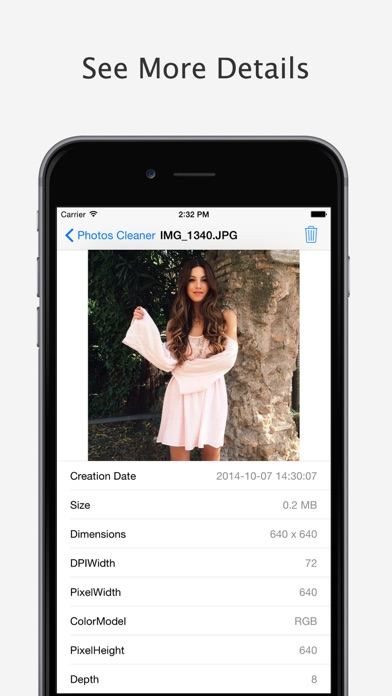 Photo Cleaner Pro – Delete & Manage Camera Roll Photos | Increase Disk & Memory Space screenshot three