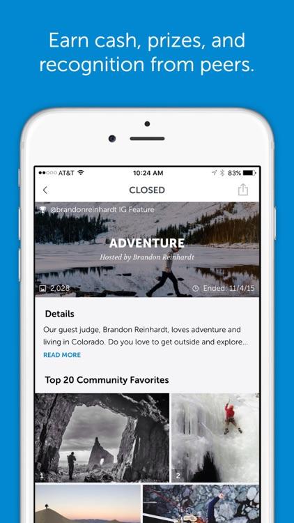 Twenty20 - Sell Your Photos & Build Your Audience screenshot-4
