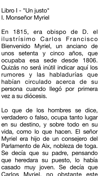 Los Miserables [Completo] screenshot-3