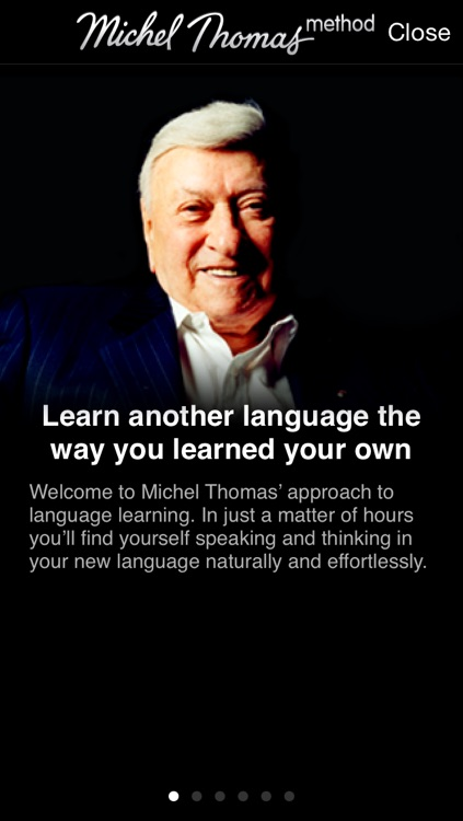 Learn a Language with Michel Thomas