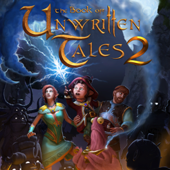 ‎The Book of Unwritten Tales 2