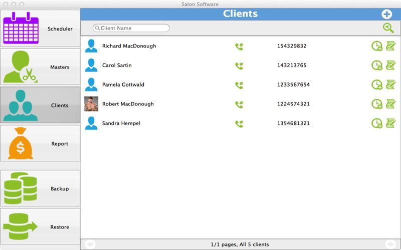 Salon Software for Mac