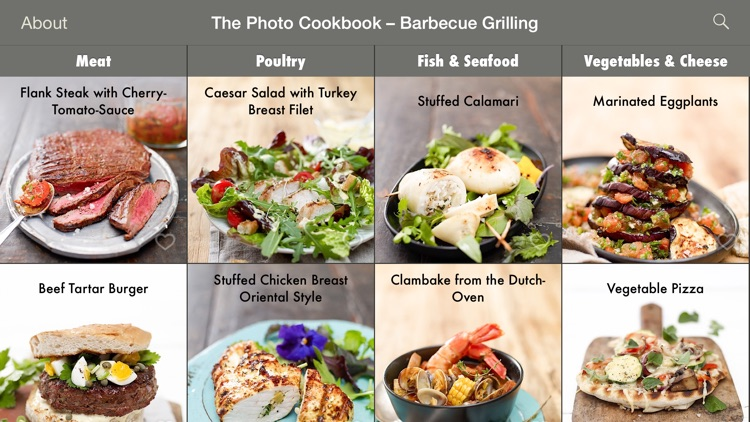 The Photo Cookbook – Barbecue Grilling screenshot-0