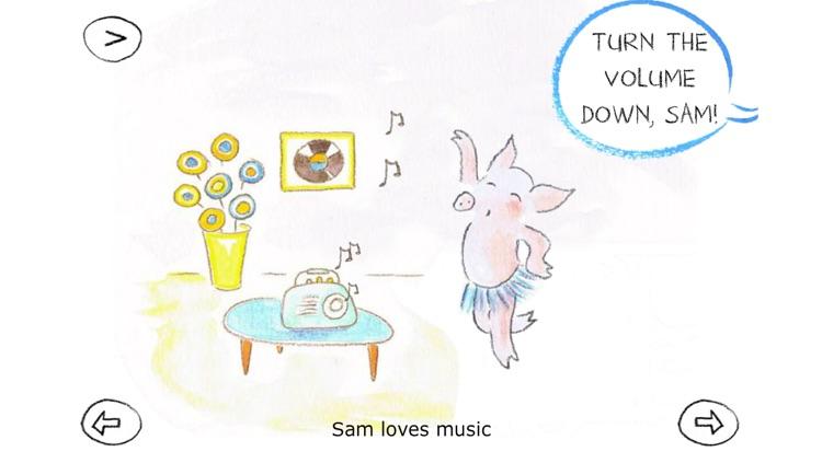 The World Of Sam