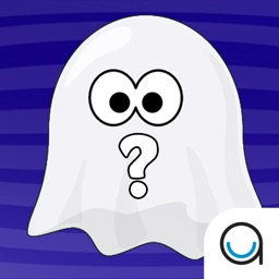 Ghostly Halloween: Hide & Seek Activity