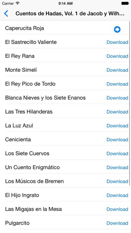 Spanish Audio Books