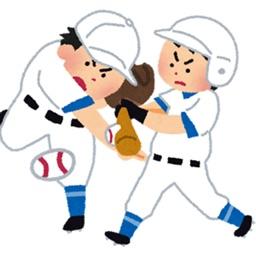 two-people baseball