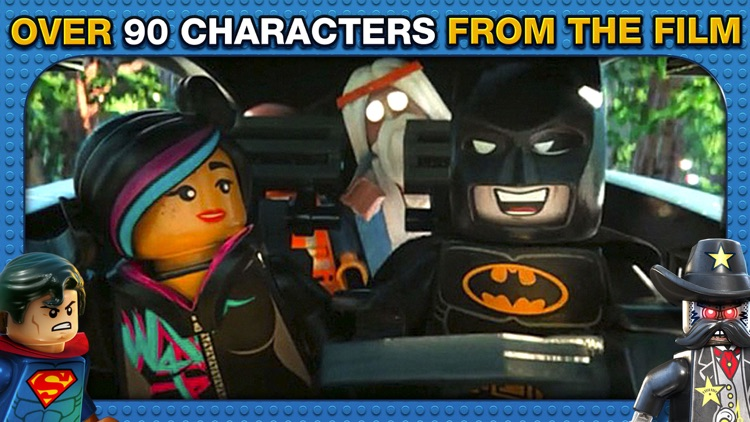 The LEGO® Movie Video Game screenshot-1