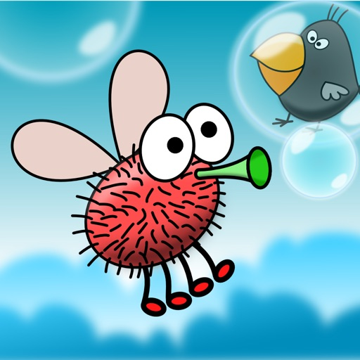 Hairy Fly - A Fly Simulator