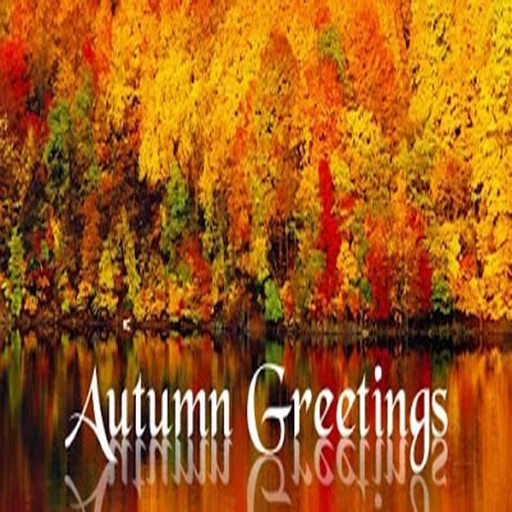 Happy Autumn Greeting Cards icon