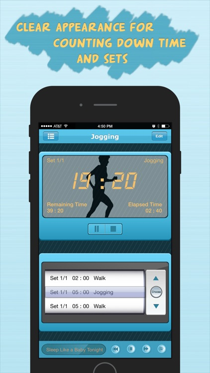 Best Interval Timer Pro - Timing for WOD, MMA, etc