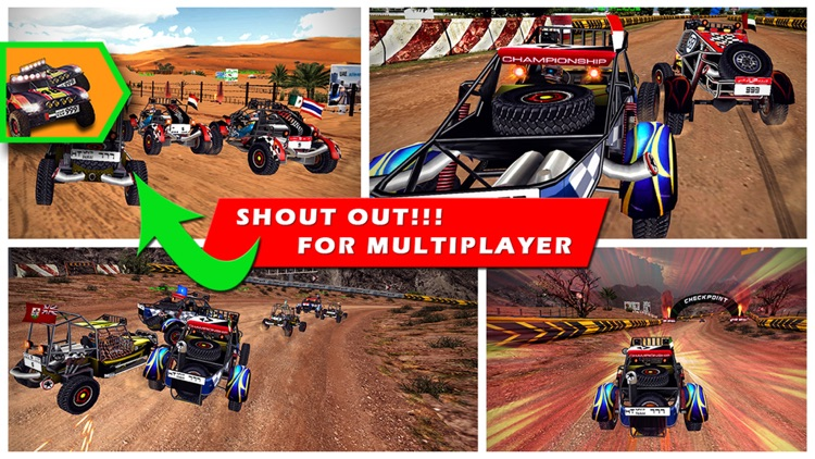 3D سباق البداير Badayer Racing screenshot-4