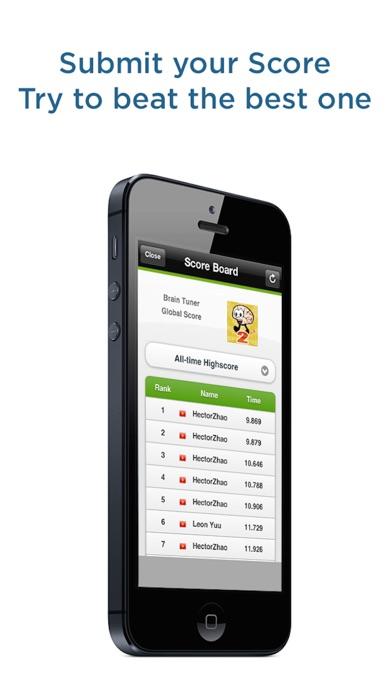 Brain Tuner X Screenshot on iOS