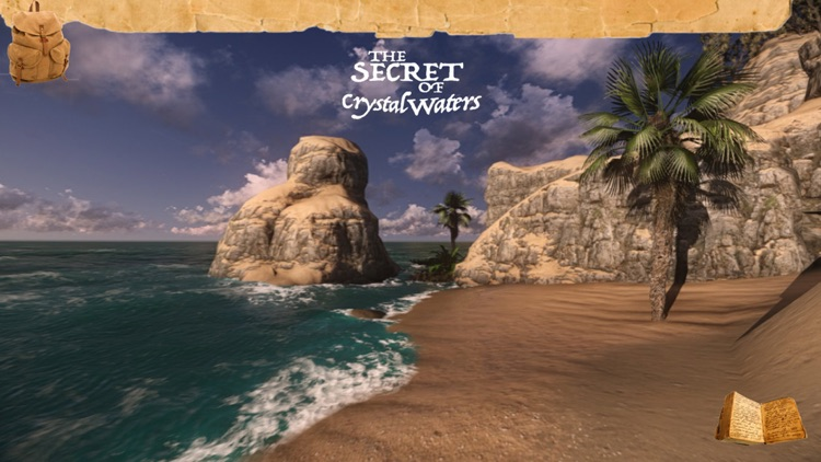 The Secret Of Crystal Waters