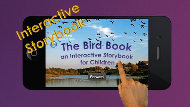 The Bird Book - an Interactive Storybook for Children screenshot-4