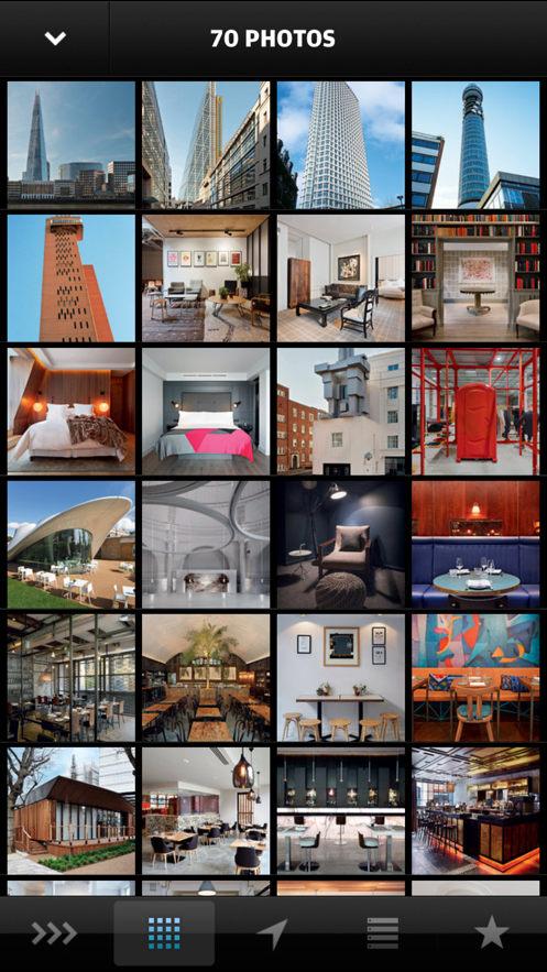 London: Wallpaper* City Guide App 截图