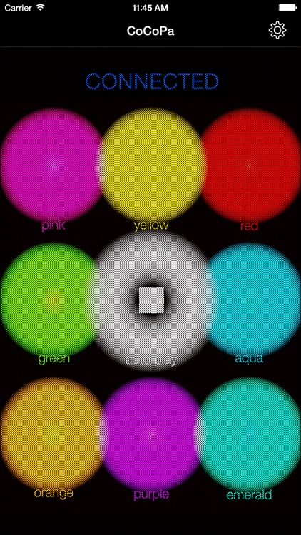 CoCoPa - A Color Control Party! for Philips hue screenshot-3