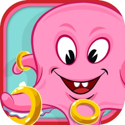 Octopus Out of Water Flash Runner - Crazy Endless Sea Adventure (Free)
