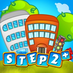 Spell Tower Step Two PLUS - Spelling Physics Game