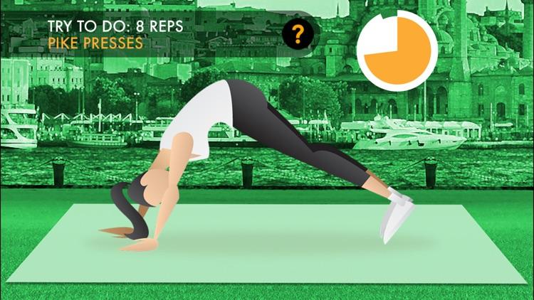 Chest Workout: Power 20 screenshot-3