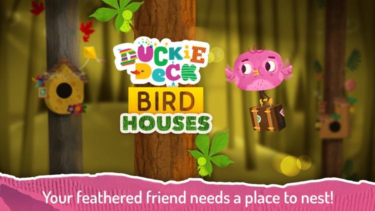 Duckie Deck Bird Houses screenshot-0