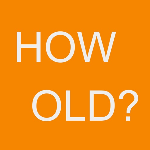 How old do i look? - Guess age of photos