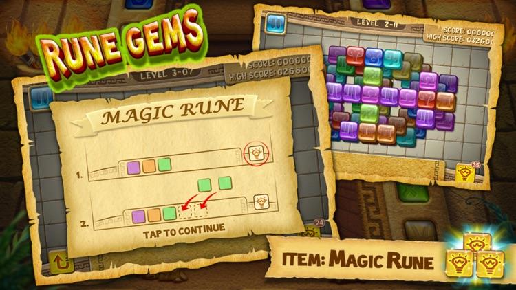 Rune Gems - Deluxe screenshot-3