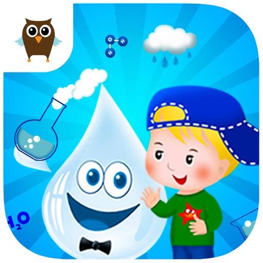 Little Planet's School Water Class - No Ads