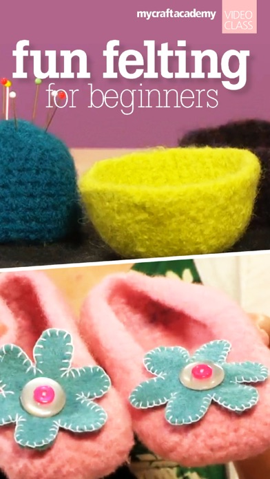 Fun Felting for Beginners-0