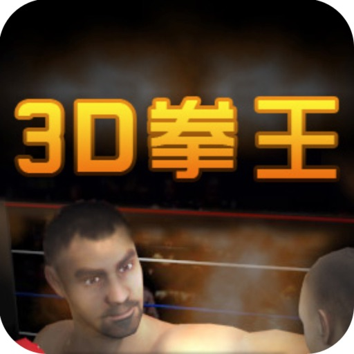 3D Boxing Champion -- Chinese Martial Arts & Muay Thai icon