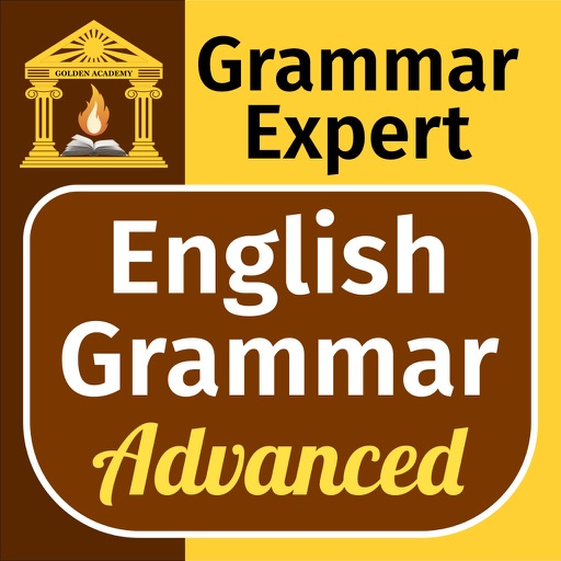 Grammar Expert : English Grammar Advanced icon