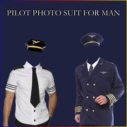 Pilot Photo Suit For Man