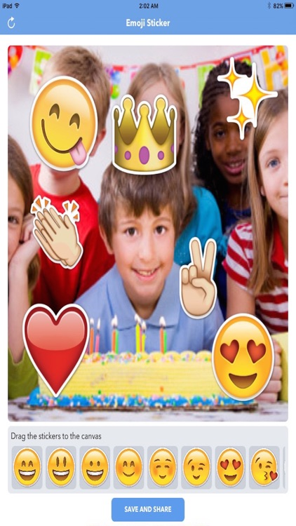 Simple Emoji Sticker - Best Photo Emoticon Maker with Picture Editor for Cute Camera Selfie