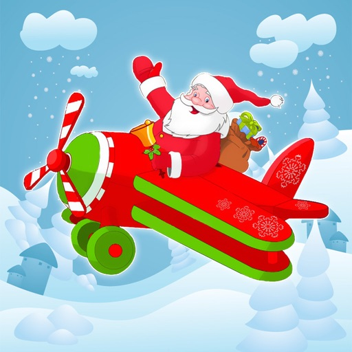 Spinning Santa