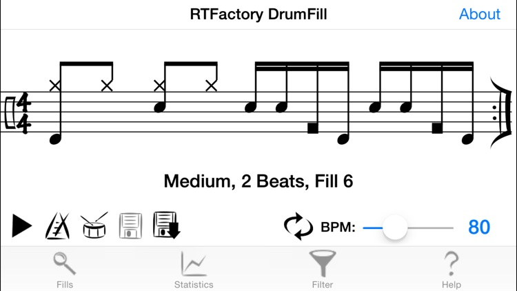 RTFactory DrumFill screenshot-0