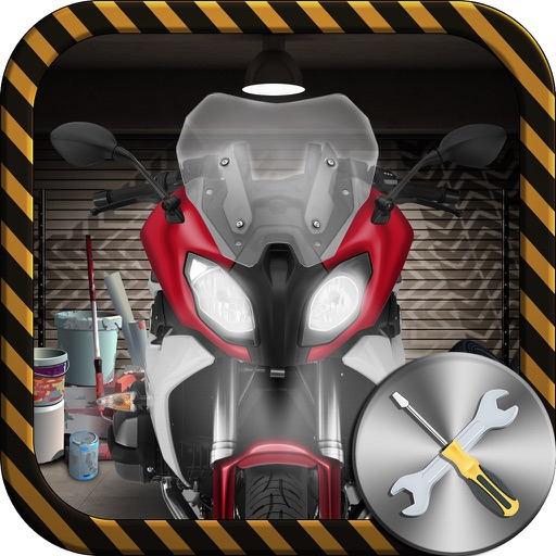 Motorcycle Factory icon