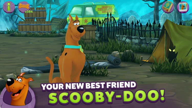 My Friend Scooby-Doo! screenshot-0